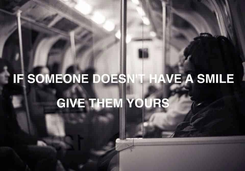 Give Them Yours.