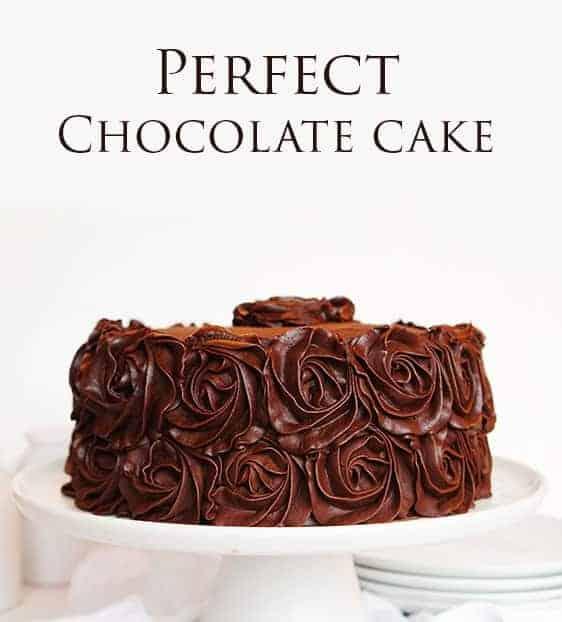 The Ultimate Chocolate Cake Recipe!