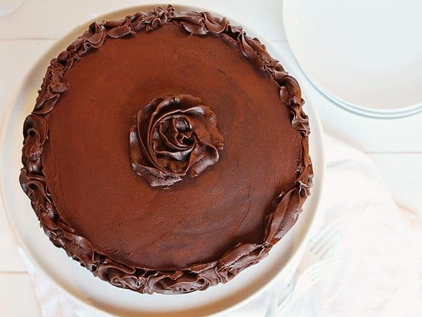 The Best Ever Chocolate Cake and Best Ever Chocolate Buttercream