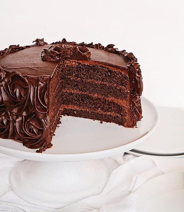 best chocolate wedding cake recipe from scratch chocolate cake recipe i am baker 11292