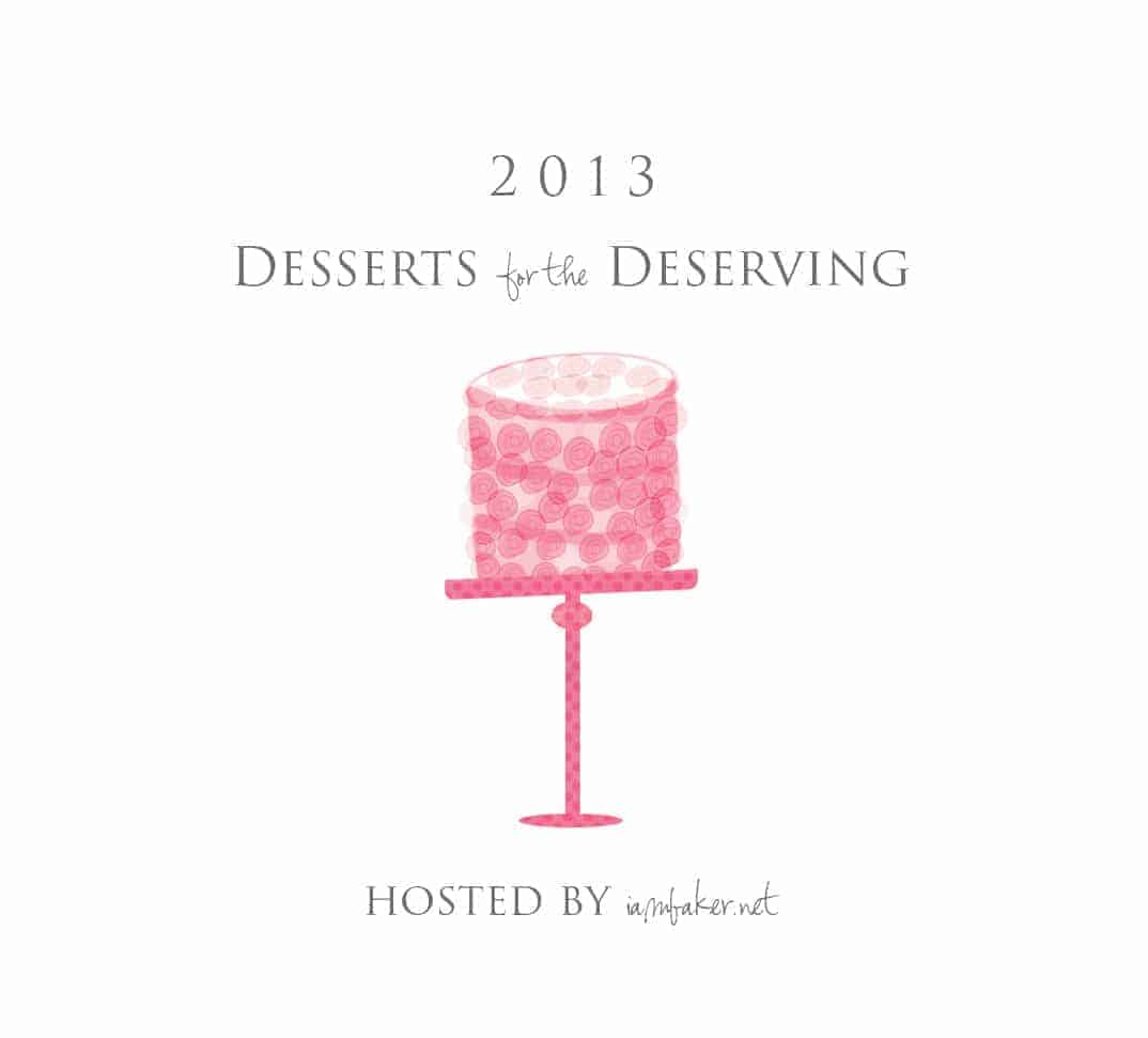 Desserts for the Deserving from iambaker.net