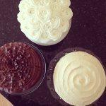 How to Make a Ruffle Cake