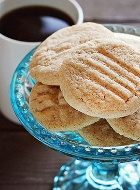Cinnamon Butter Cookies