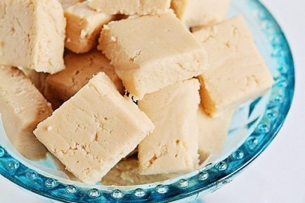 Brown Butter Fudge