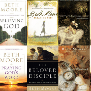 FREE Beth Moore e-books