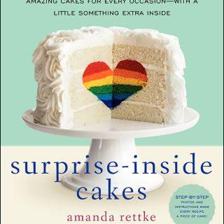 an announcement {surprise-inside cakes}