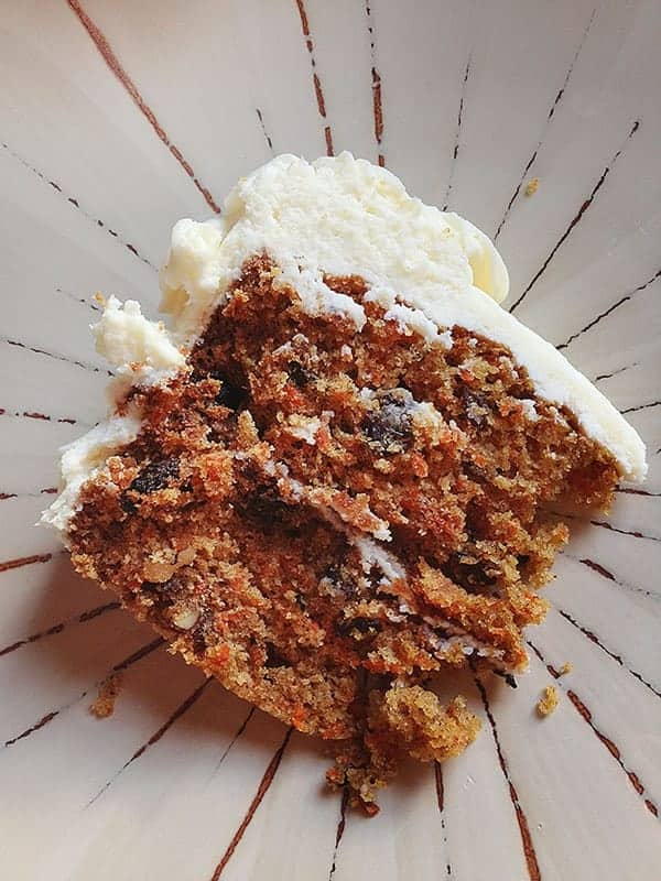 Easy Homemade Carrot Cake Recipe {Best Frosting}