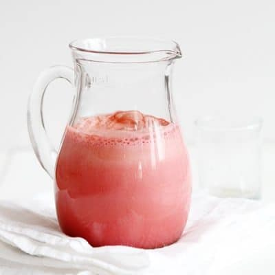 Red Velvet Chocolate Milk