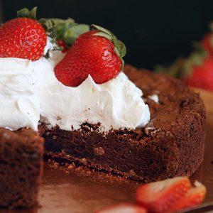 Decadent Homemade Brownies
