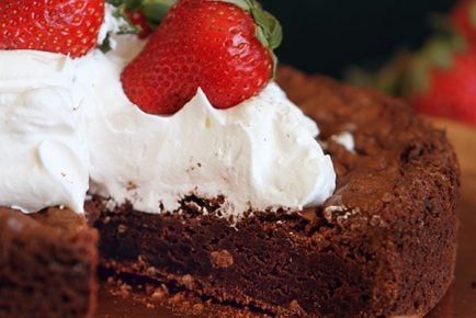 Decadent Homemade Brownies