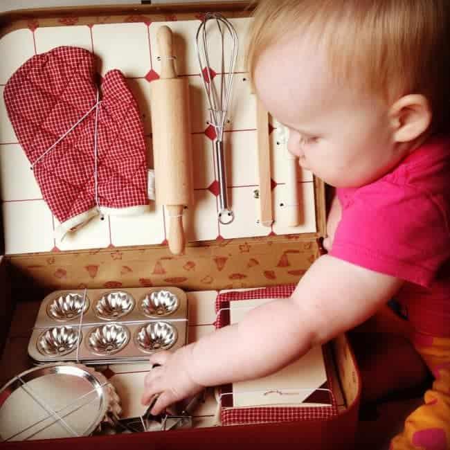 Mini Baking Set from MacKenzie-Childs