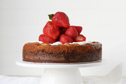 Strawberry-Strawberry Cheesecake! #cheesecake