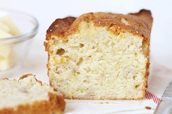Buttermilk Banana Bread Recipe