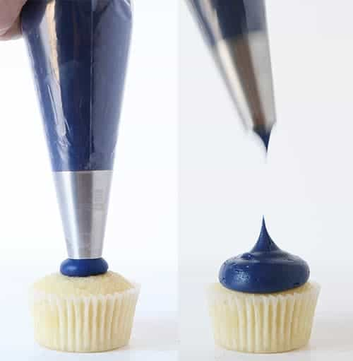 How to Make the Perfect Hi-Hat Cupcake with Surprise-Inside Colors!