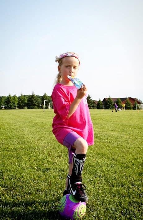 Audrey Soccer 2014