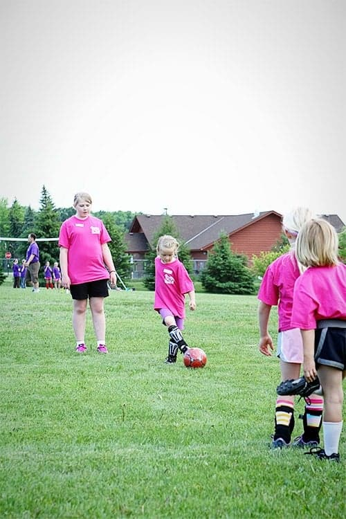 Audrey, soccer 2014