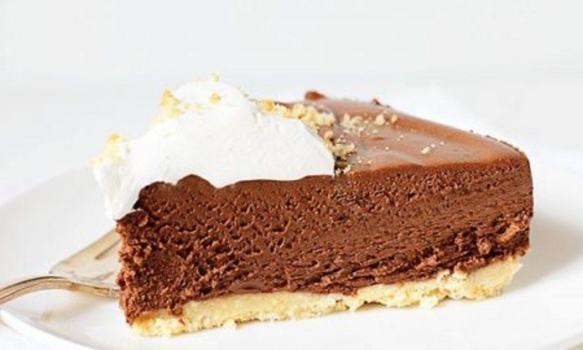 Easy Chocolate Pie I Am Baker