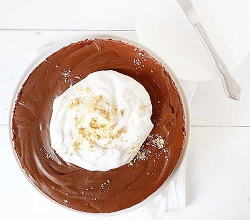 Easy Chocolate Pie!