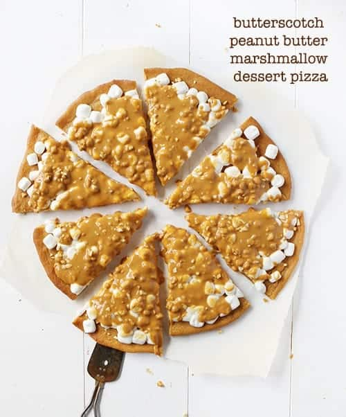 Perfect Dessert Pizza