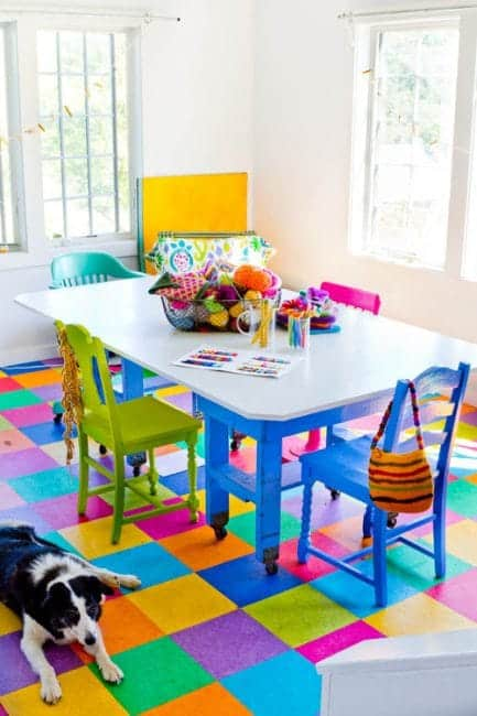 Homeschooling Room!