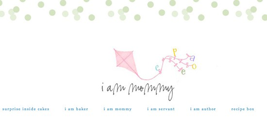 i am mommy header