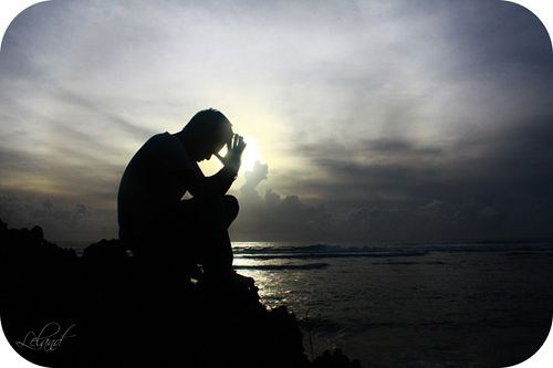 """Prayer is the Language"" by Leland Francisco"
