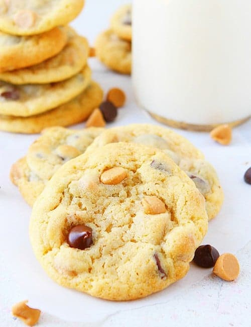 Chocolate Chip and Peanut Butter Chip Cookie!