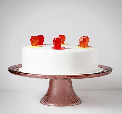 Easy Ring Pop Cake!