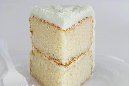 The PERFECT White Cake recipe!!