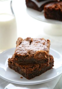 Gluten Free Fudgy Brownies!