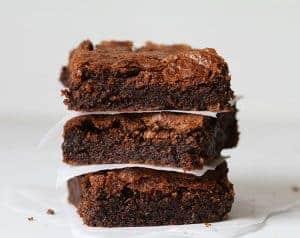 Gluten Free Fudgy Brownies!