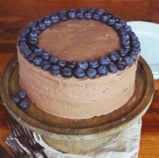 White Zucchini Cake
