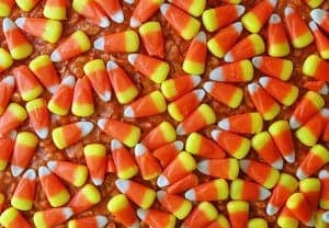 candy corn scotcharoo bars