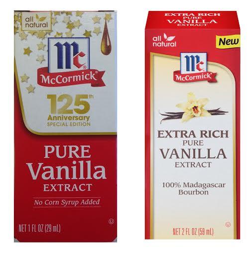 McCormick Extra Rich Vanilla