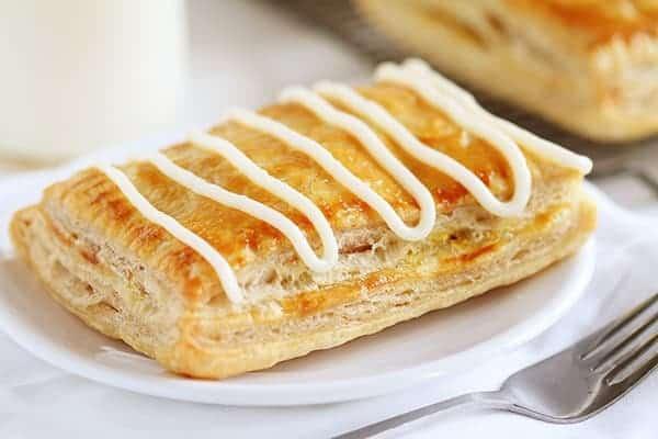 Pumpkin Toaster Strudel