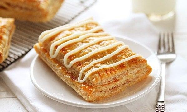 pumpkin puff pastry