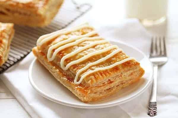 Pumpkin Puff Pastry!