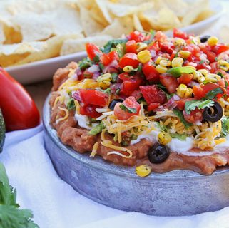 eight-layer dip