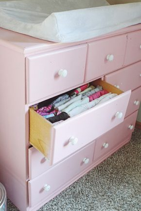 How to Organize Kids Clothes