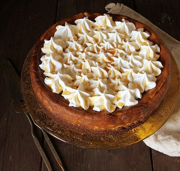 Cheesecake Factory Pumpkin Cheesecake Recipe!