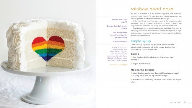 Surprise-Inside Cakes-Rainbow Cake
