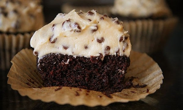 creamy cookie dough frosting