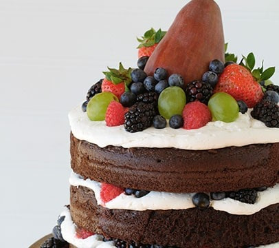 Naked Cakes and Live TV