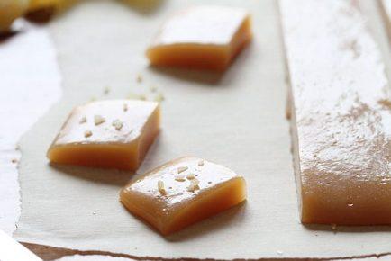 Ginger Caramels