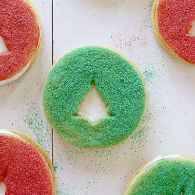 Holiday Sugar Cookies!
