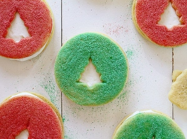 Holiday Sugar Cookies!