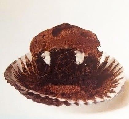 Vampire Cupcake!