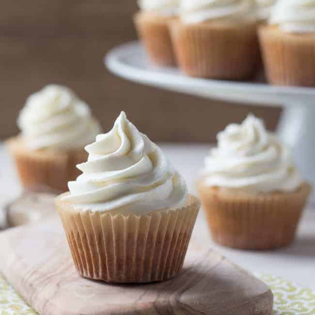 Award Winning Cake Recipes From Scratch: Perfect Vanilla Cupcakes From Scratch