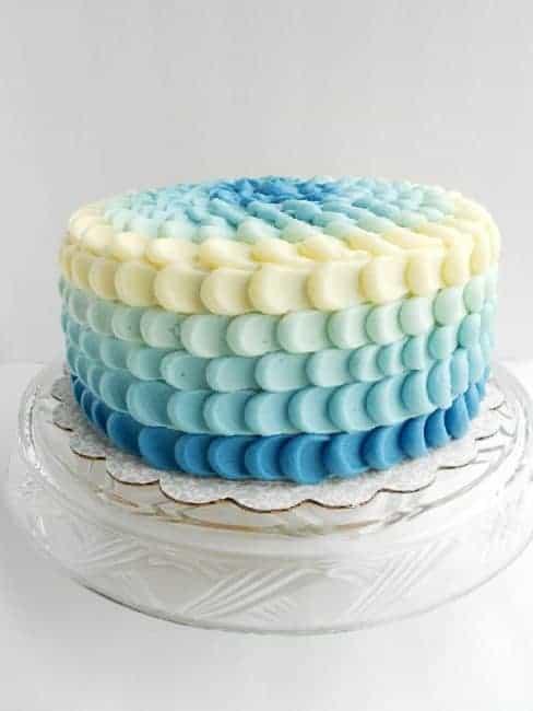 ombre-blue-petal-cake