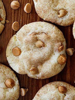 Peanut Butter Butterscotch Snickerdoodle!